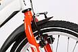 """Детский велосипед ARDIS STAR 18"""" Белый/Оранжевый, фото 6"""