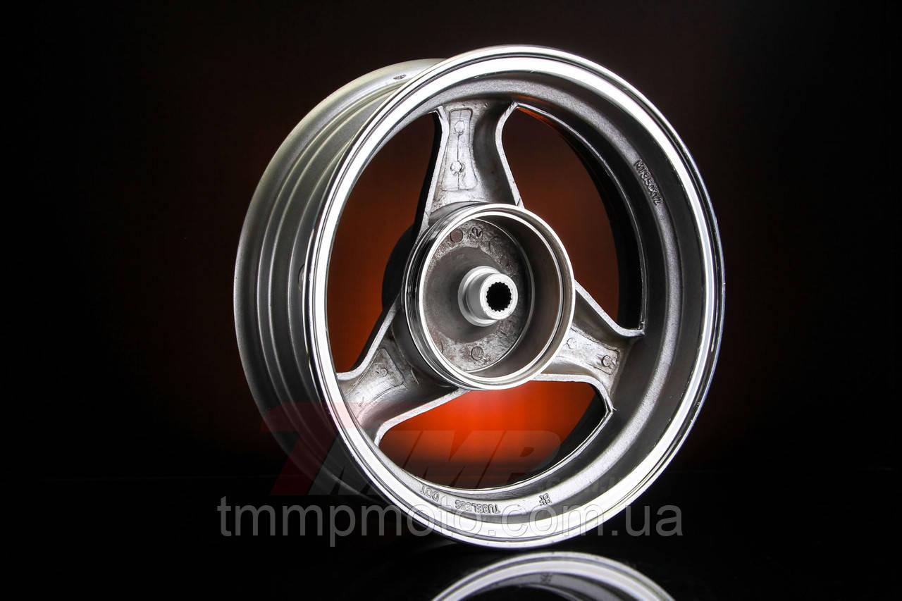 """Диск задній алюмінієвий 12"""" 110 mm 19 ширина шліців 3,50"""""""