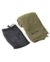 Полотенце военное Microfibre 120x60 см, olive