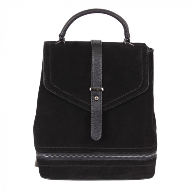 Сумка-рюкзак de esse TL37708-01 Черная