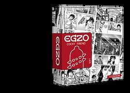 Презервативы EGZO Cocky Friend Red Soft