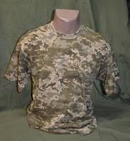 Камуфлированная футболка