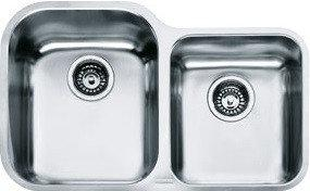 Мойка кухонная Franke ZOX 120 полированная