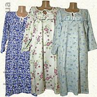 Ночные сорочки женские фланелевые с рукавом