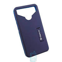 Универсальный чехол-накладка Nillkin Soft Touch 4.5-4.7″ синий