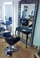 Рабочее место парикмахера с подсветкой   ML-1826