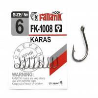 Крючок KARAS FK-1008  № 6