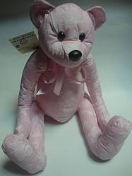 Еко-іграшка Ведмедик (ситець) 45 см