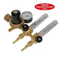 Регулятор расхода газа Донмет АР-40/У-30-2ДМ с двумя ротаметрами, фото 1