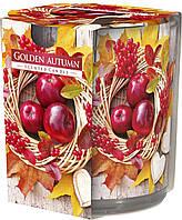 Ароматическая свеча BISPOL Золотая осень