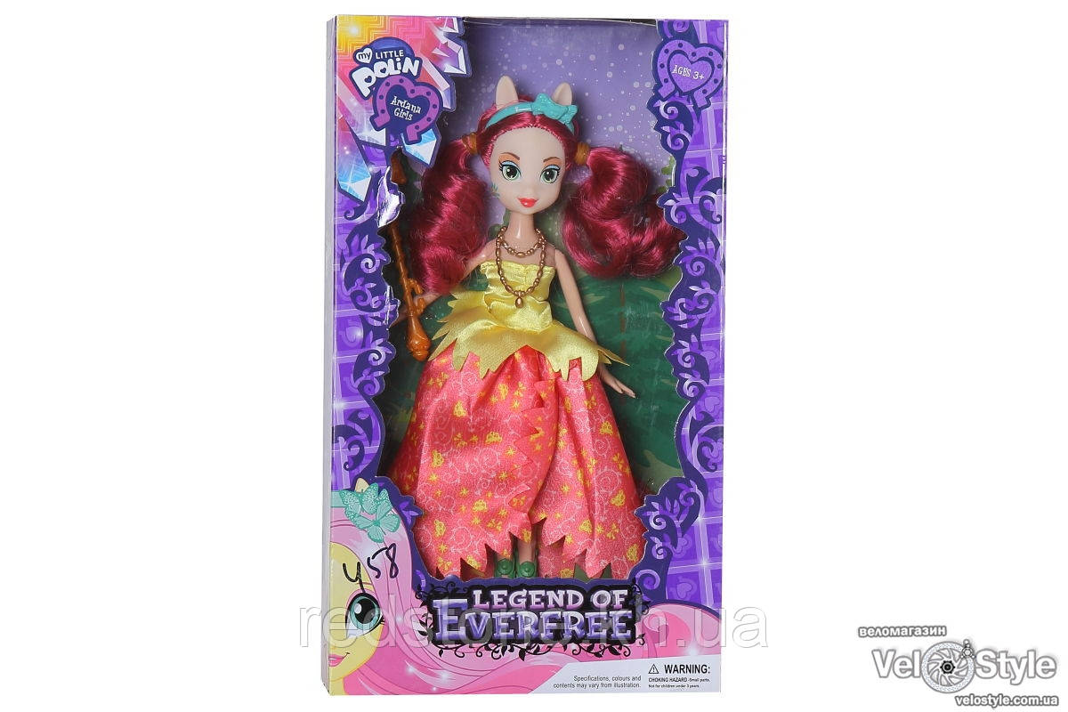 Кукла My Little Pony Equestria Girls Май Литл Пони 2141 с аксессуарами