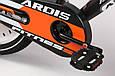 """Детский велосипед ARDIS FITNESS BMX 20""""  Черный/Оранжевый, фото 6"""
