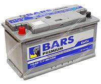 Автомобильный аккумулятор BARS Premium 100Ач 800А (1) L