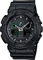 Часы Casio G-Shock GA-100MB-1A В., фото 1