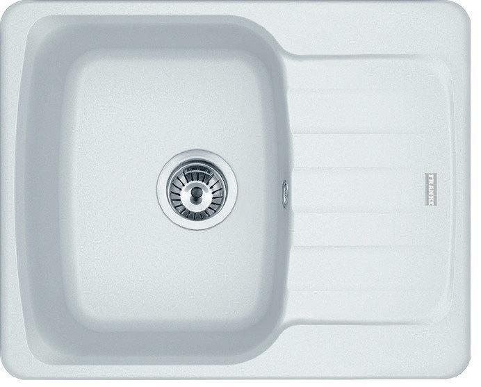 Мойка кухонная Franke AZG 611-62 белый