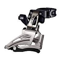 Переключатель передний Shimano XTR FD-M9025, 2X11 DOWN-SWING, 34,9/31,8мм адапт, универс.тяга