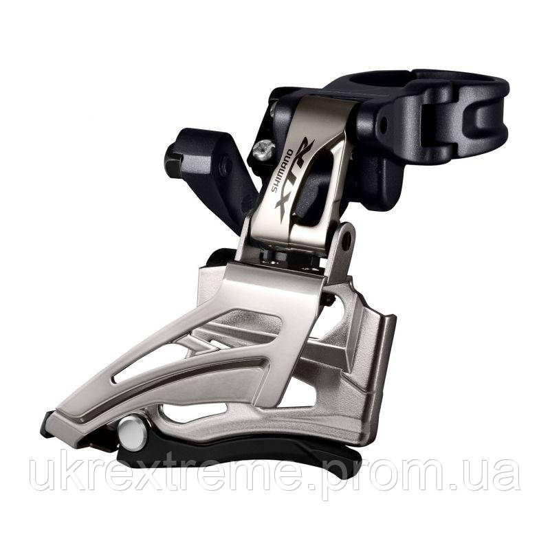 Переключатель передний Shimano XTR FD-M9025, 2X11 DOWN-SWING, 34,9/31,8мм адапт, универс.тяга - UKREXTREME - высококачественные спорттовары в Киеве