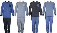 Пижама мужская трикотажная легкая 03214-1 Pocket, хлопок, р.р. 44-62