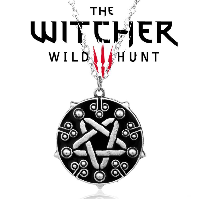 Коллекционный медальон Йеннифер The Witcher