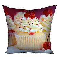 Подушка подушки на подарок десерт