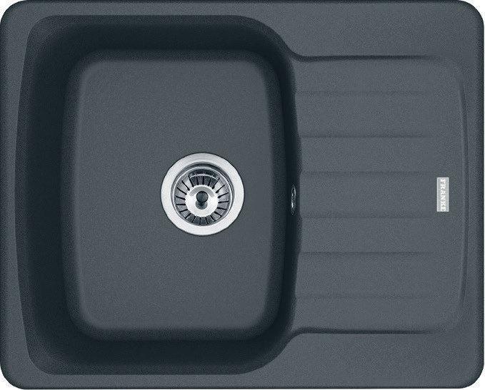 Мийка кухонна Franke AZG 611-62 графіт