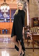 Женское нарядное платье паетки 42-44 46-48
