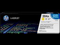 Восстановление картриджа HP CLJ CP2025, Yellow  (CC532A)