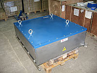 Подвесные магнитные плиты (подвесные железоотделители) с механической очисткой