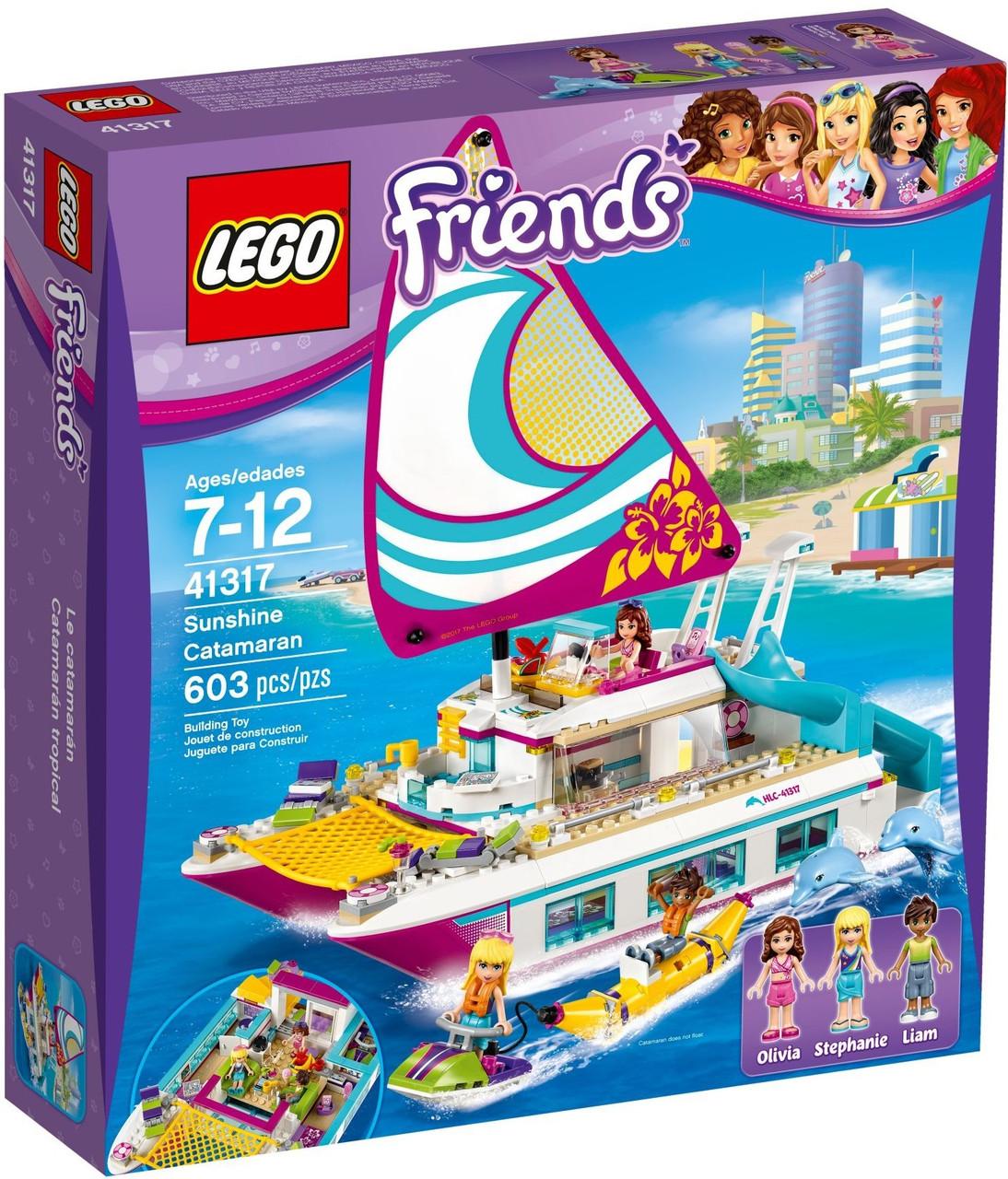 LEGO® Friends Катамаран Саншайн  Лего Френдс 41317