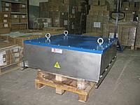 Подвесные магнитные плиты (подвесные железоотделители) с ручной очисткой