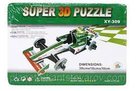 "Пазлы 3D картон ""Гонка"" XY-309"