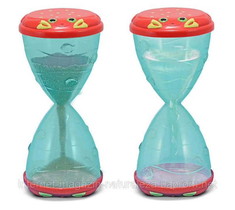 Песочные/водные часы Мистер Краб ТМ Melissa&Doug