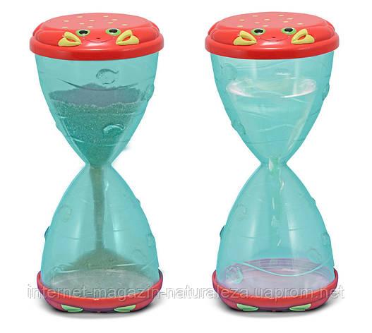 Песочные/водные часы Мистер Краб ТМ Melissa&Doug, фото 2