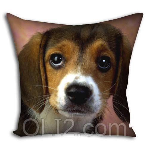 Подушка подушки на подарок бигль год собаки 2018