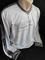 Кофты недорогие качественные мужские с рисунком., фото 1