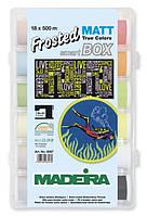 8087 Набор ниток Frosted Matt (18x500м)