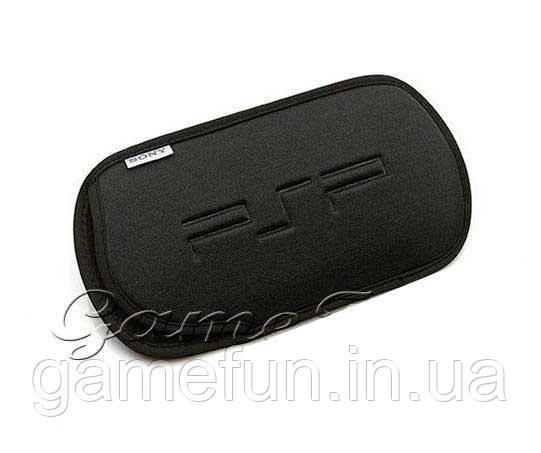 Мягкий чехол PSP(Black)