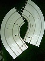 Карниз потолочный тройной ОМ3 2.1 м