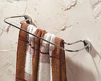 Вешалка двойная для полотенец Napoli