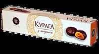 Шоколадные конфеты в презентабельной коробке Курага с миндалём 0,200 кг т.м. Turron