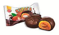 Шоколадные конфеты Курага с миндалём т.м. TURRRON