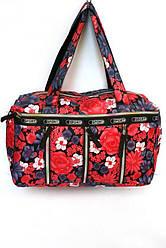 Сумка летняя цветы 9083 (3 цвета), женская сумка недорого, дропшиппинг