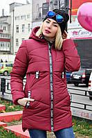 Куртка женская зимняя Виктория (3цв), женская зимняя куртка, пуховик, от производителя, дропшиппинг
