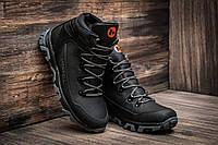 Зимние мужские ботинки теплые Merrell Черные 40 41 42 43 44 45