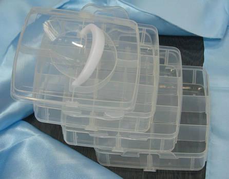 Контейнер Органайзер Куб на 3 рівня, фото 2