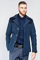 Куртка демисезонная мужская  19PG058 (Темно-синий)