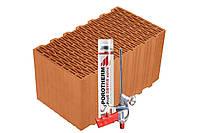 Керамический блок Porotherm 44 Klima DryFix 440/248/249