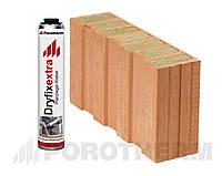 Керамический блок Porotherm 44 T 1\2 Dryfix 440/124/249