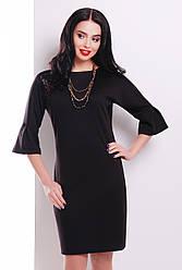 Платье 1706 черный