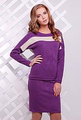 Комплект 1628 фиолетовый